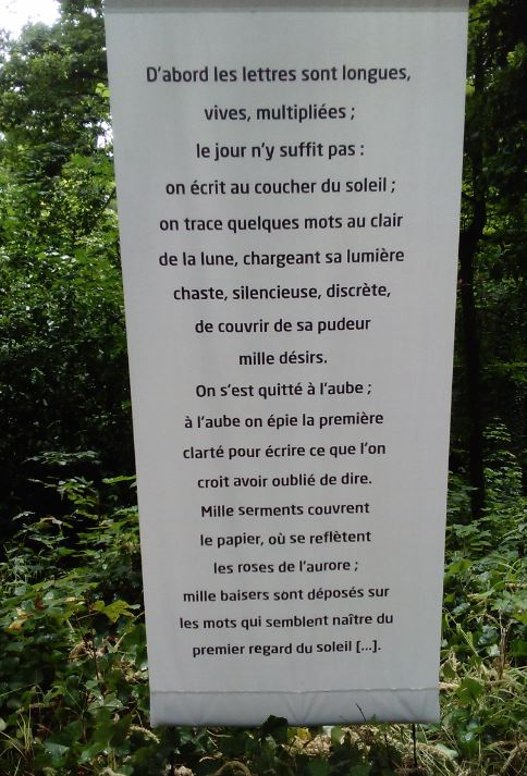 photo Chateaubriand texte