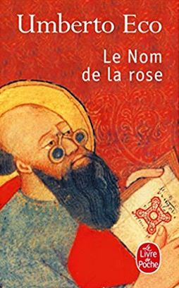 Couverture Le Nom de la rose